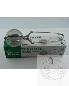 Teesieb aus Metall (75mm) 1St