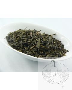 Earl-Grey Grüner Tee