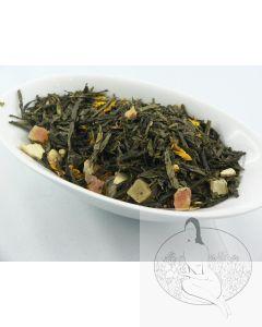 Blutorange Grüner Tee